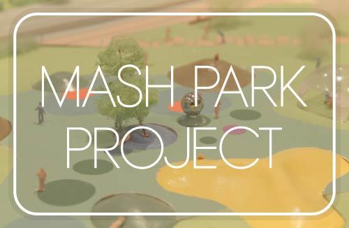 参加型チャリティイベント「MASH PARK PROJECT」今年も開催