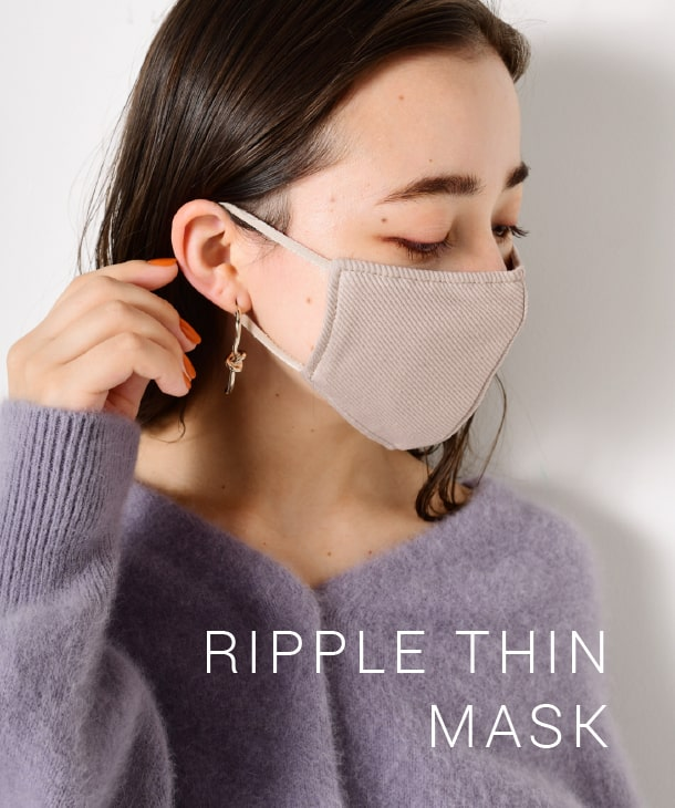 RIPPLE THIN MASK