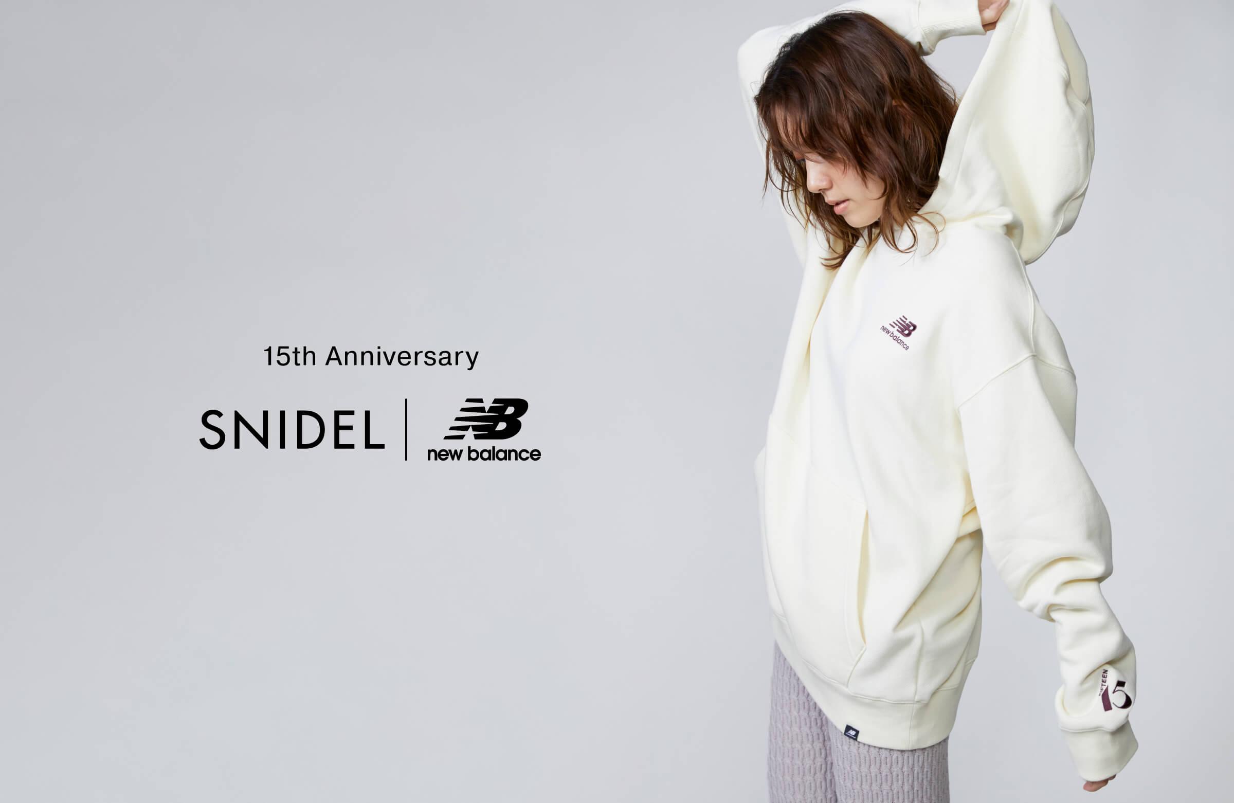 15th Anniversaty Snidel Newbalance