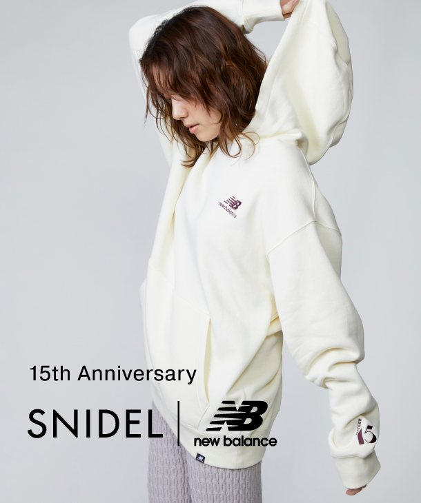 15th Anniversary Snidel New Balance