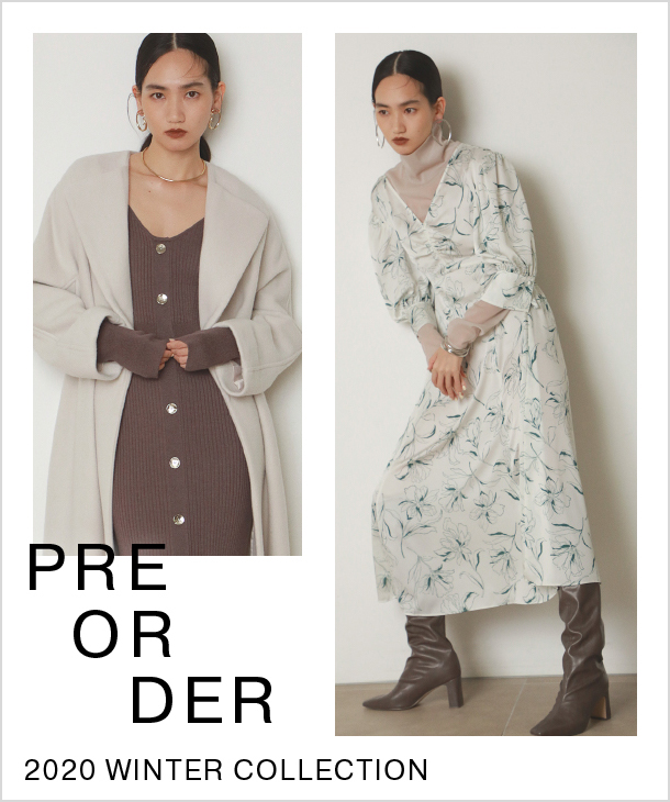 Preorder Winter Collection