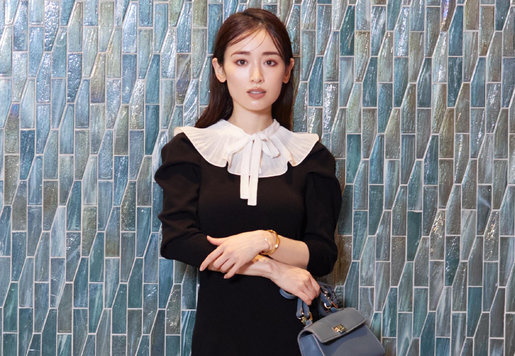 "2021 Autumn Collection ""NEW CLASSICAL"" Rika Izumi"