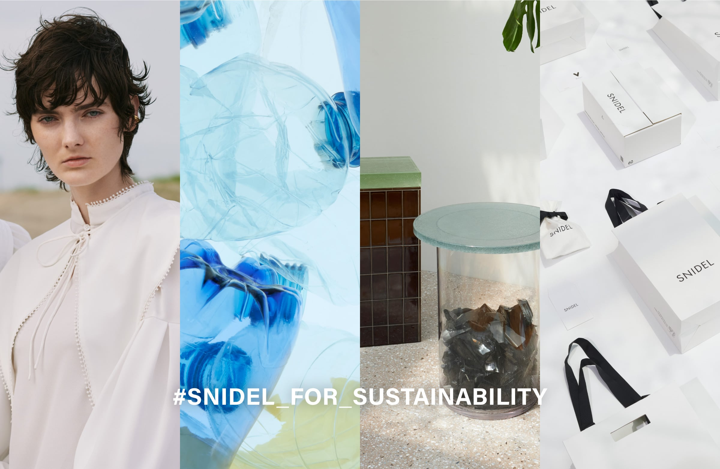 SNIDEL FOR SUSTAINABILITY