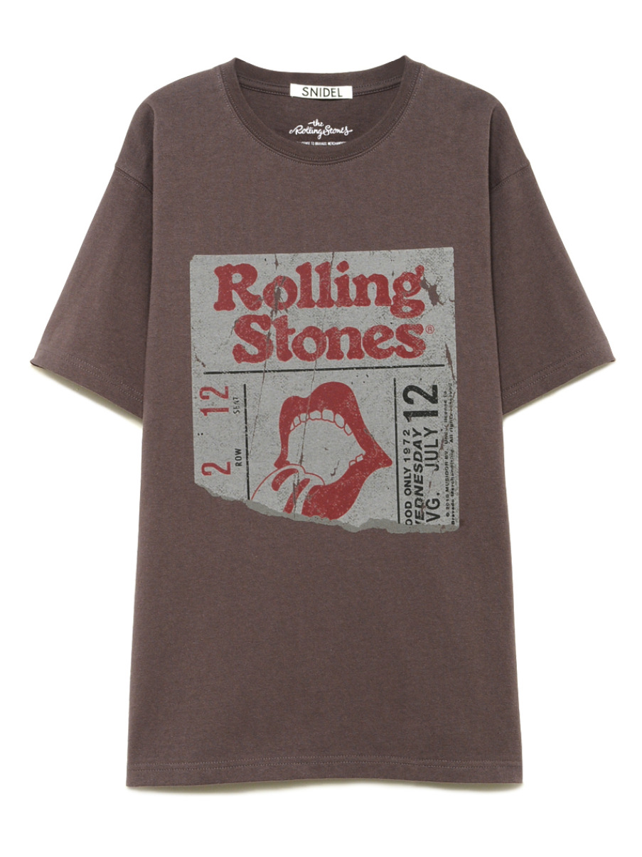 StonesロックT(GRY-F)