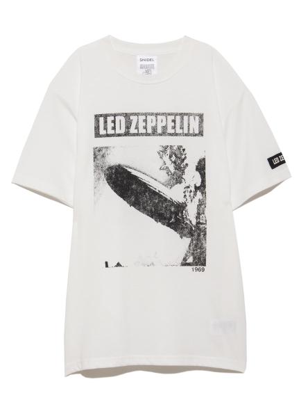 LEDZEPPELIN Tシャツ(WHT-F)