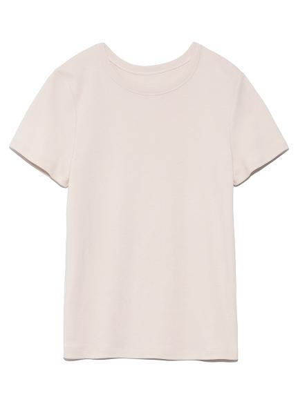ORGANIC カラーTシャツ(IVR-F)