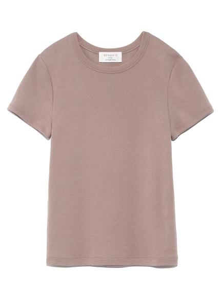 ORGANIC カラーTシャツ(GRY-F)