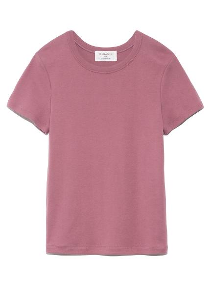 ORGANIC カラーTシャツ(PNK-F)