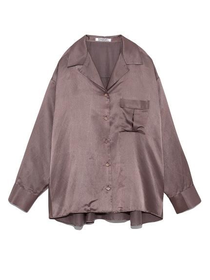 シルクライクシャツ(MOC-F)
