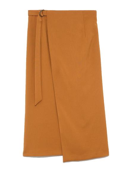 タイトミドルラップスカート(ORG-0)