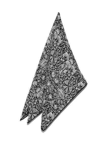 リバティプリントスカーフ
