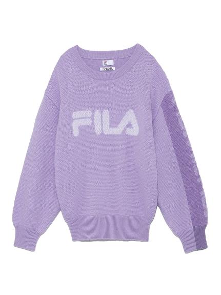 FILAロゴニットプルオーバー(PPL-F)