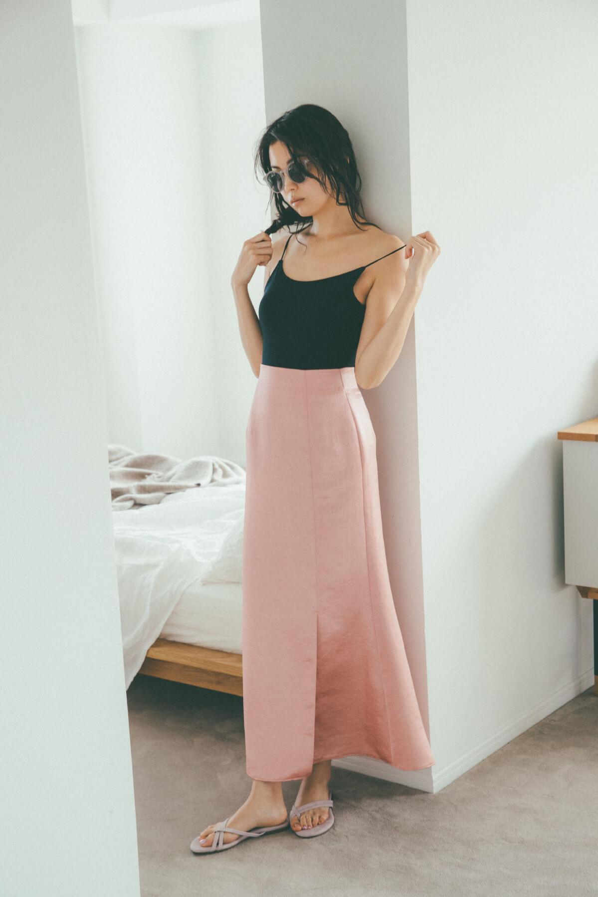 SPRING RHAPSODY 何度でも、スナイデルの春服に恋をする。