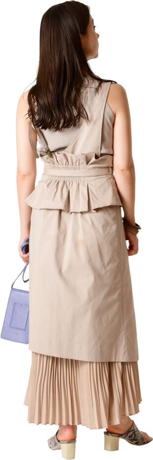 3way trench dress