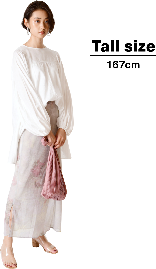 Tall size 167cm