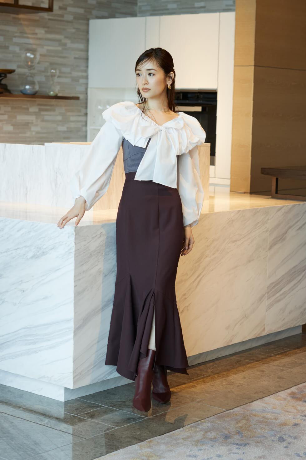 model Rika Izumi